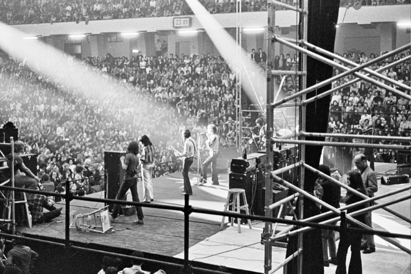 Rolling Stones Milano Palalido 1970