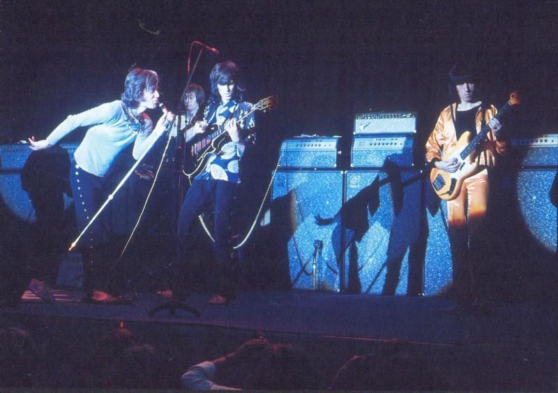 Rolling stones italia tour 1972 - Louis ck madison square garden december 14 ...
