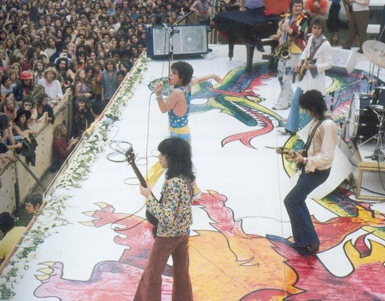 Post: 1973 Tour Archive
