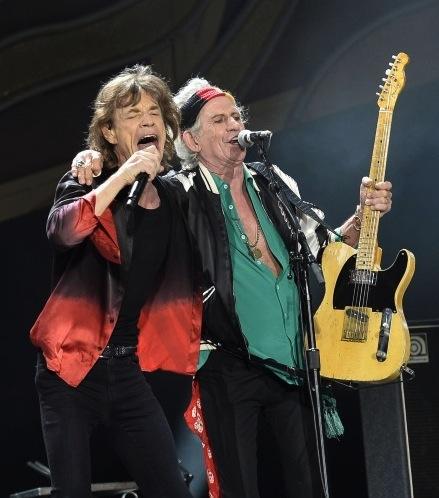 Rolling Stones Roma Circo Massimo 2014