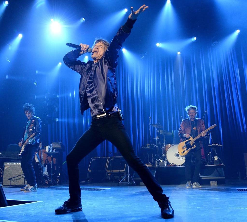 Rolling Stones Australia 2014