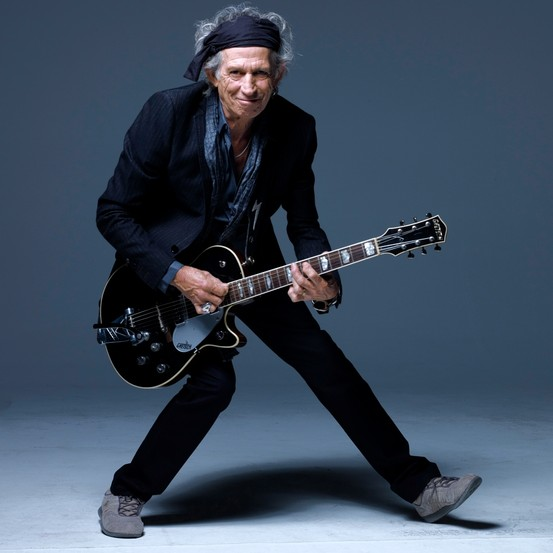 Keith Richards 71